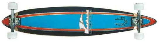 Urban Blue Longboards UB 120 Deck