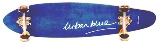 Urban Blue Longboards UB 240 Deck